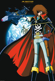 Albator - Space Pirate Plakater