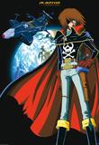 Albator - Space Pirate Kunstdrucke