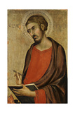 St. Luke Posters by Simone Martini