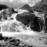 White Water Photographic Print
