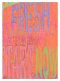 Fresh Start Giclee Print by Lisa Weedn