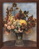 Spring Bouquet Prints by Pierre-Auguste Renoir
