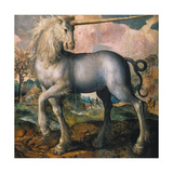 Unicorn, 1572 Giclee Print by Paul Delaroche