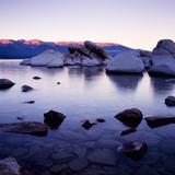 Purple Rocks Reproduction photographique par  PhotoINC