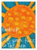 Mira hacia arriba Lámina giclée por Lisa Weedn