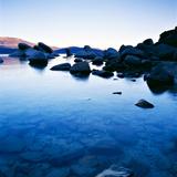 Blue Rocks Reproduction photographique par  PhotoINC
