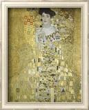 Adele Block Bauer Póster por Gustav Klimt