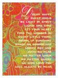 Dream Happy Giclee Print by Lisa Weedn