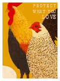 Protect What You Love Giclee Print by Lisa Weedn