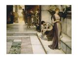 An Apodyterium, Rome, 1886 Giclee Print by Sir Lawrence Alma-Tadema
