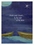 Dream Sweet Dreams Giclee Print by Lisa Weedn