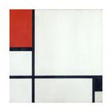 Composition 1929 Reproduction procédé giclée par Piet Mondrian