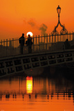 Dublin - Halfpenny Bridge Prints
