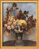 Spring Bouquet Poster von Pierre-Auguste Renoir