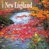 The Majesty of New England - 2016 Calendar Calendars