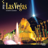 Las Vegas - 2016 Mini Wall Calendar Calendars