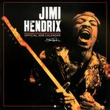 Jimi Hendrix - 2016 Calendar Calendars