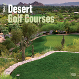 Desert Golf Courses - 2016 Calendar Calendars