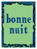 Bonne Nuit Giclee Print by Lisa Weedn