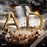 A.D. The Bible Continues - 2016 Calendar Calendars