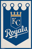 Kansas City Royals - Logo Affiches