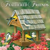 Feathered Friends - 2016 Mini Wall Calendar Calendars