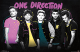 One Direction - Chalkboard Prints