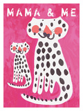 Mama & Me Giclee Print by Lisa Weedn