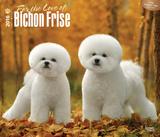 For the Love of Bichon Frise - 2016 Calendar Calendars