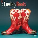 Cowboy Boots - 2016 Calendar Calendars