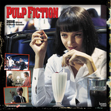 Tarantino Pulp Fiction - 2016 Calendar Calendars