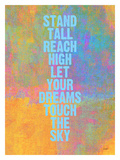Stand Tall Giclee Print by Lisa Weedn
