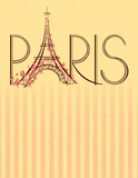 April in Paris - 2016 Engagement Calendar Planner Calendars