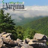 Virginia, Wild & Scenic - 2016 Mini Wall Calendar Calendars