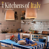 Kitchens of Italy - 2016 Calendar Calendars