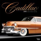 Cadillac - 2016 Calendar Calendars