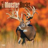 Monster Bucks - 2016 Calendar Calendars