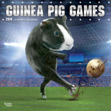 Guinea Pig Games - 2016 Calendar Calendars