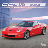 Corvette - 2016 Mini Wall Calendar Calendars