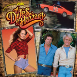 The Dukes of Hazzard - 2016 Calendar Calendarios