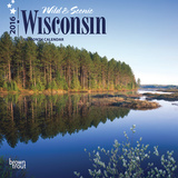 Wisconsin, Wild & Scenic - 2016 Mini Wall Calendar Calendars