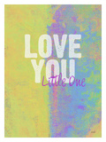 Love You Little One Giclee Print by Lisa Weedn