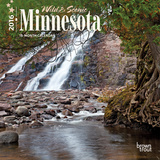 Minnesota, Wild & Scenic - 2016 Mini Wall Calendar Calendars