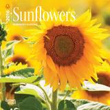 Sunflowers - 2016 Mini Wall Calendar Calendars