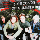 5 Seconds of Summer - 2016 Mini Wall Calendar Calendars