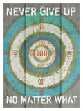 Never Give Up 2 Giclee Print by Lisa Weedn