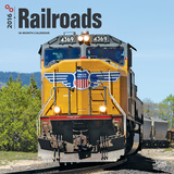Railroads - 2016 Calendar Calendars
