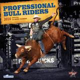 Professional Bull Riders - 2016 Calendar Calendarios