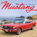 Mustang - 2016 18 Month Calendar Calendars