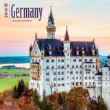 Germany - 2016 Calendar Calendars